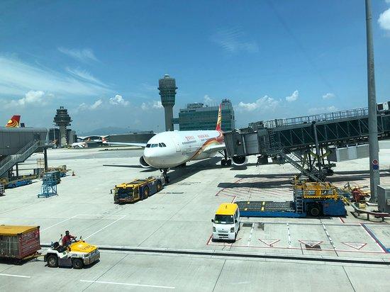 Hong Kong Intl Airport: Hong Kong Airport