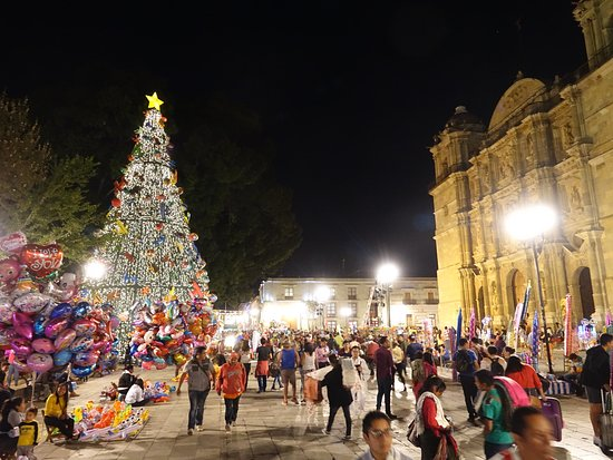 area in front of the Zocalo
