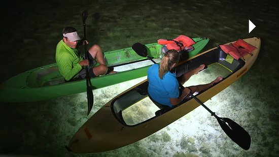 ‪Night Kayak Key West‬