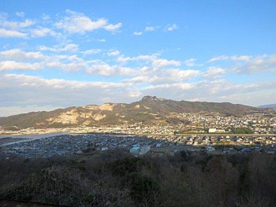 Takamatsu, Nhật Bản: 主戦場を見下ろす