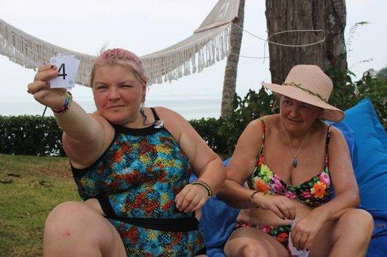 The ShellSea Krabi: le hamac de la piscine