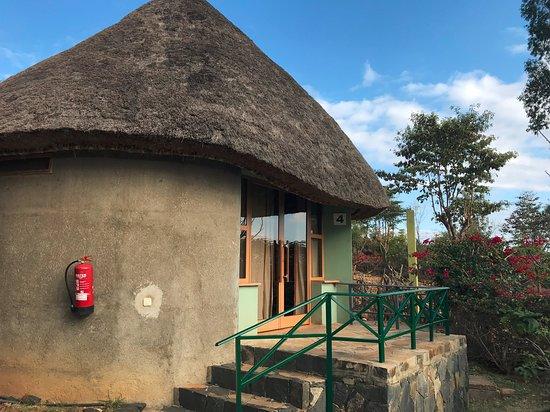 Konso, Ethiopia: Bungalow #1