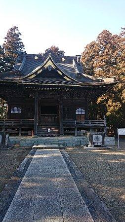 Takadasan Senshuji Temple