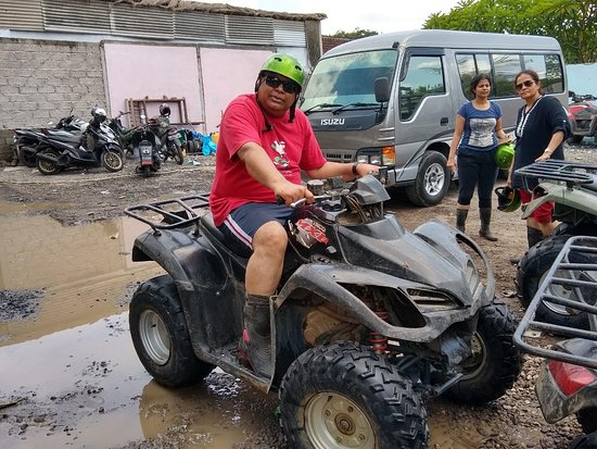 Green Bali Adventure: ATV tour ends