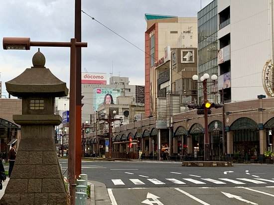 Izuro Shopping Street