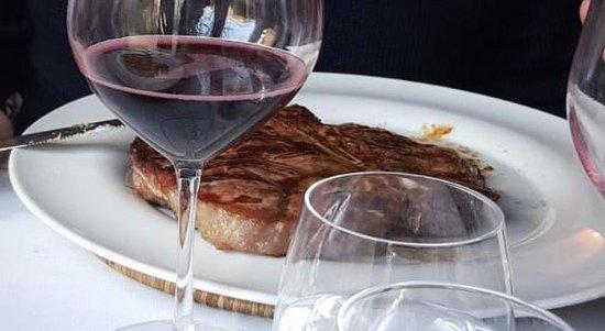 Marzaglia, Itálie: La bistecca che mi è stata servita