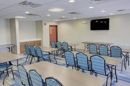 Le Mars, IA: Meeting room