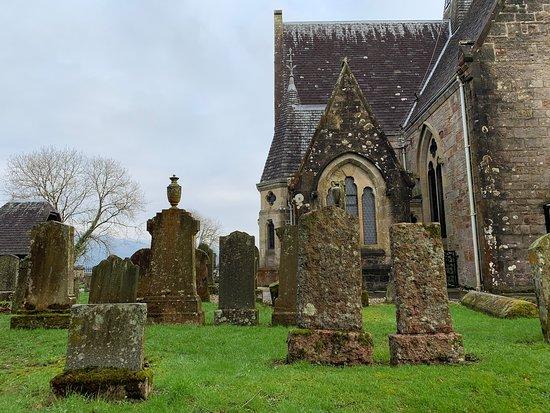 Luss Parish Church Photo