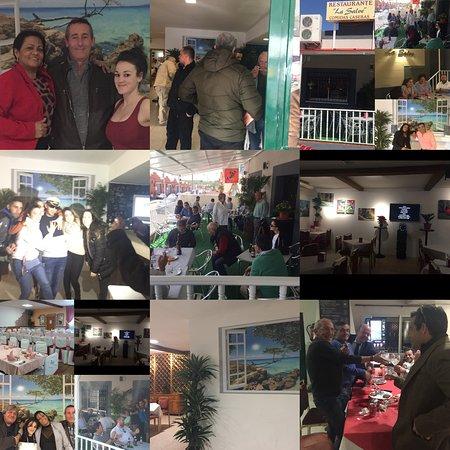 Paracuellos de Jarama, إسبانيا: Restaurante La salve  donde se siente como en casa y los viernes tarde karaoke