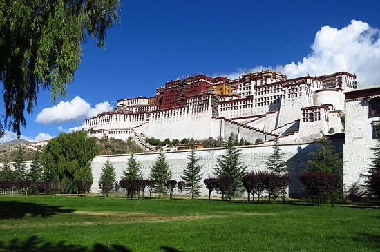 Lhasa, Chine : getlstd_property_photo