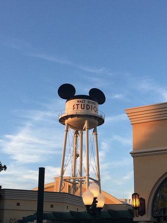 Disneyland Paris: FOTO INTERNO STUDIO'S
