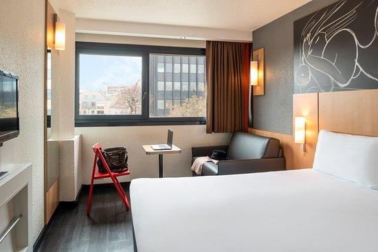 Ibis Paris Gare De Lyon Diderot 12th Hotel 103 1 2 4 Prices Reviews France Tripadvisor