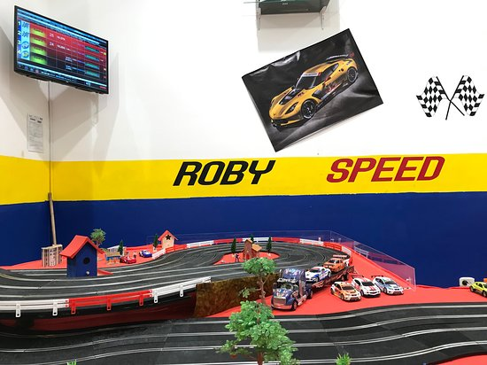 Roby Speed Race