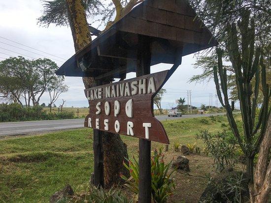 Lake Naivasha Sopa Resort 사진