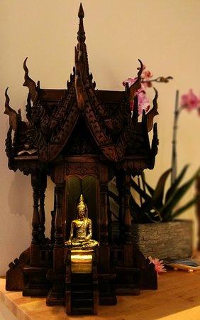Thai House in Reception