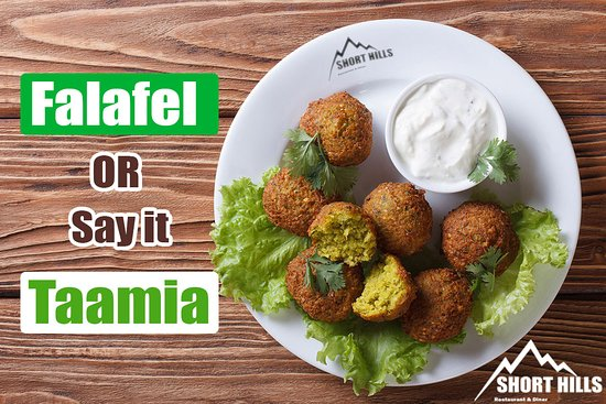 Salt Point, Нью-Йорк: Fantastic Flafel 😍😍 ShortHills Middle-eastern delicacies made from deep-fried mashed chick pea patties served with pita bread.🤪