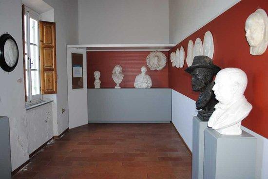 Coreglia Antelminelli, Italie: מוזיאון הצלמיות