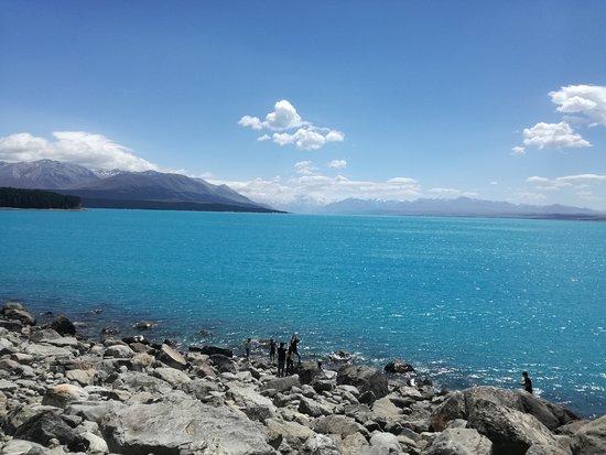 Canterbury, Nieuw-Zeeland: Lake Pukaki