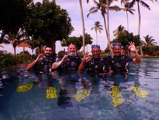 Diving - Hikkaduwa