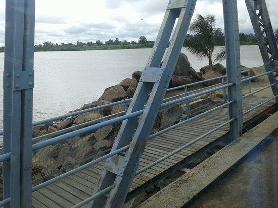 Vieja Ciudad de Federacion: Vieja Ciudad de Federaciòn: Puente Ferrovial- Federaciòn, Entre Rìos 2019.