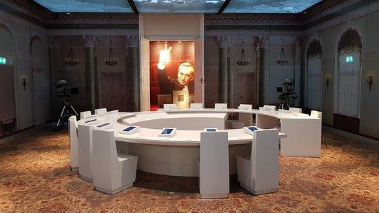Europejskie Centrum Solidarności: okrągły stół