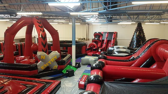 Inflatable Arena