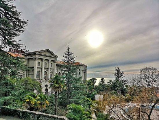 Sanatorium Ordzhonikidze