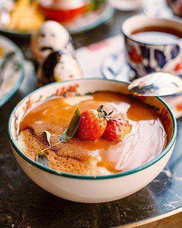 Homemade porridge