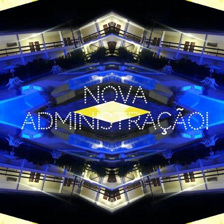 Nova administração no Hotel villa nova.