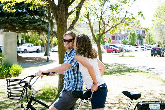 Take some time to rekindle romance and hop on an ebike to enjoy Durango's views of the Rocky Mountains, the Animas River, local hot springs, and family farms.