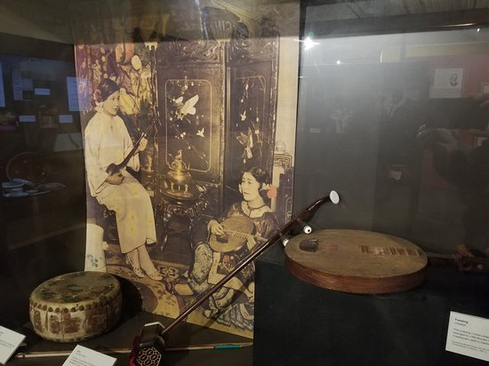 Pictures and artifacts