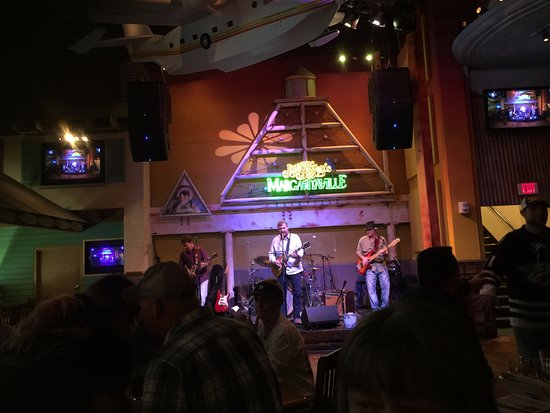 Jeff Allen and AC Drive    - Picture of Margaritaville