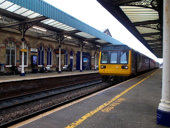 Warrington Central Station