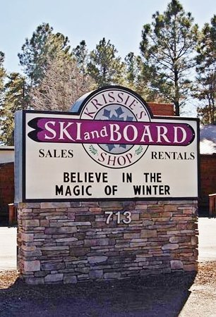 Krissies Ski & Board Shop
