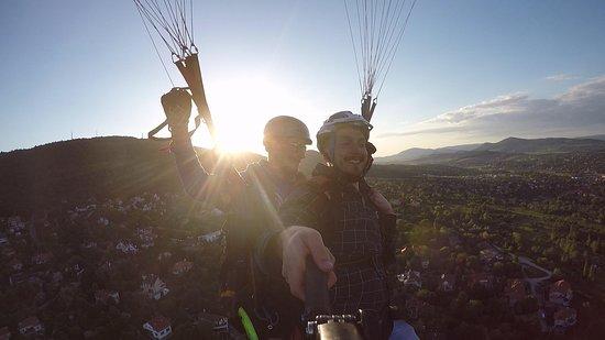 Tandem Paragliding Hungary
