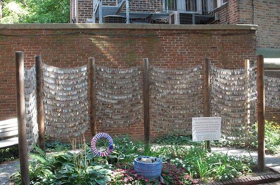 Boston: the Memorial Garden