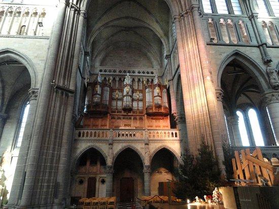 Mooie kerk in Ieper