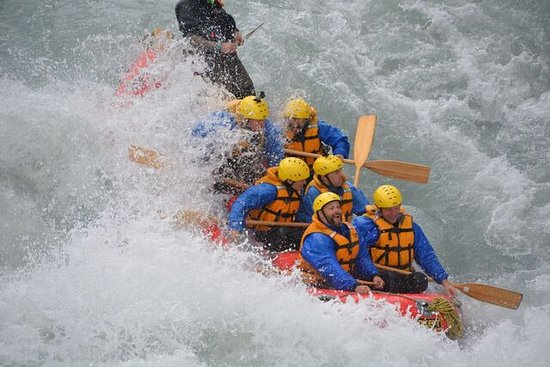 Adventure Junkies: white water rafting