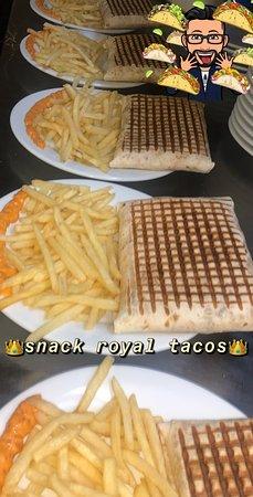 Snack Royal Tacos