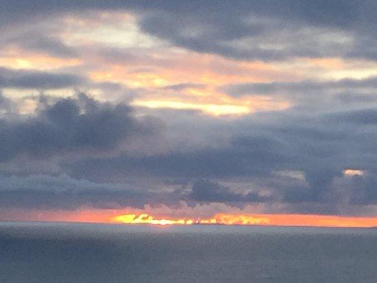 Burton Bradstock, UK: Sunset