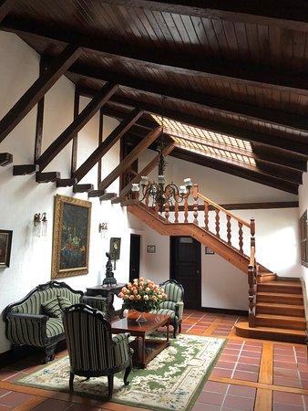 Puembo, Ecuador: Charming, nice amenities