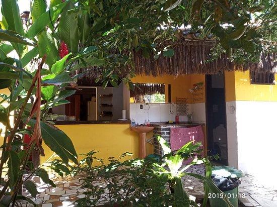 Taipus de Fora, BA: Cozinha