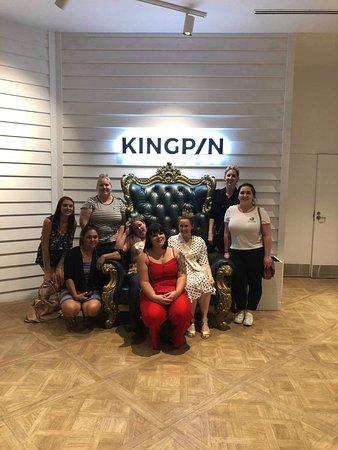 Kingpin Bowling Chermside
