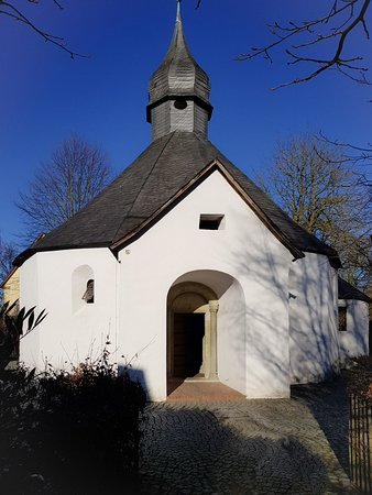 Mohnesee, Germany: The Drueggelte Chapel