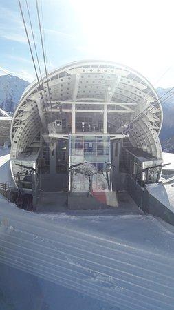 stazione intermedia Pavillon