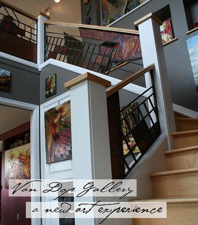 Van Dop Gallery Entry