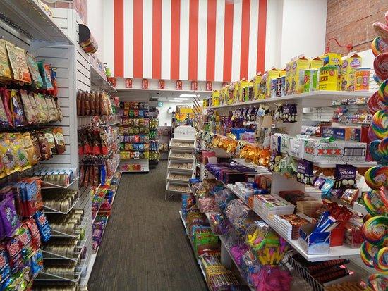 Banff Candy Store