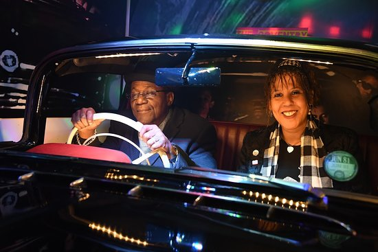 Coventry, UK: Neville & Christine Staple and our Ghost Town Car