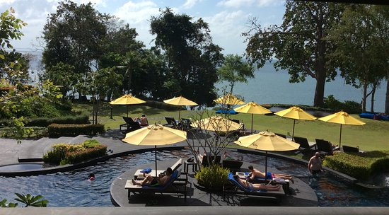 The ShellSea Krabi: View from our ocean room