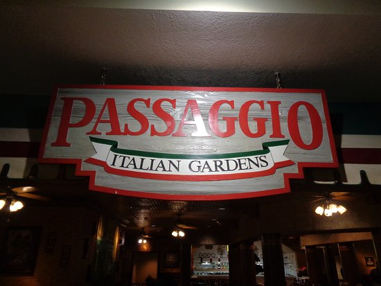 Tropicana Casino: Italian food